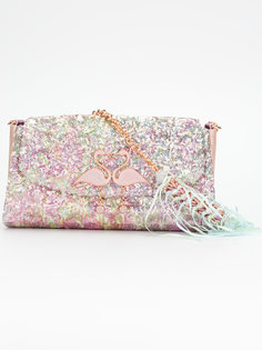 embellished flamingo bag Sophia Webster