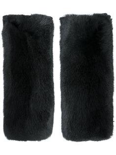 перчатки Yves Salomon Accessories