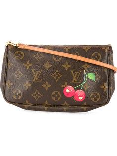 клатч с монограммой Louis Vuitton Vintage