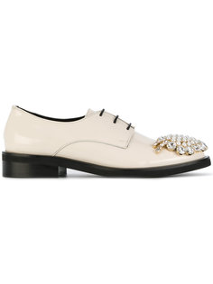 embellished oxford shoes  Coliac