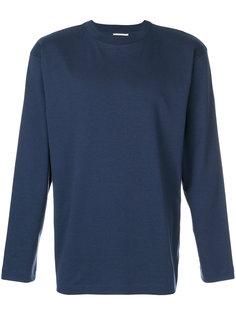 turtleneck T-shirt  Sunspel