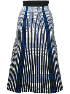 расклешенная юбка Sulham Roland Mouret