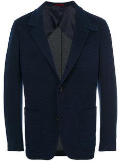 пиджак с застежкой на пуговицы Fay
