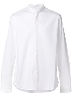 рубашка с воротником-стойкой Juun.J
