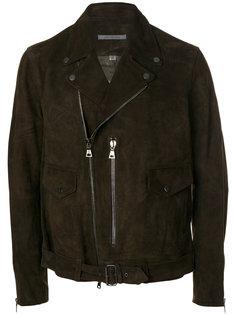 байкерская куртка John Varvatos