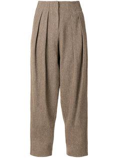 зауженные брюки  Dusan