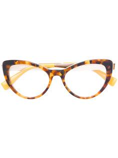 очки в оправе кошачий глаз Versace