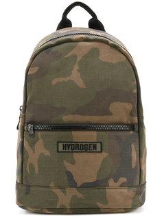 рюкзак с камуфляжной заплаткой Hydrogen