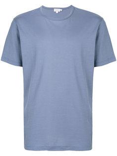 plain T-shirt Sunspel