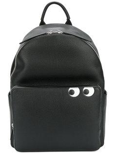рюкзак с принтом глаз Anya Hindmarch