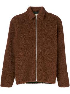 фактурная куртка Marni