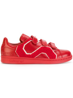 кроссовки на липучках Adidas By Raf Simons