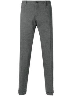 строгие брюки Dolce & Gabbana