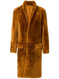 пальто из овечьего меха Desa 1972