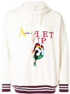 embroidered hoodie Doublet