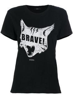 футболка Brave Diesel