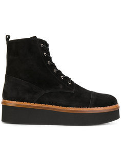 Chaussure wedge boots Tods Tod`S