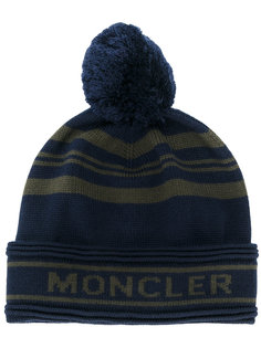 шапка с помпоном Moncler