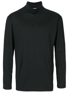 turtleneck T-shirt  Sunspel