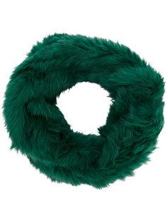 шарф-хомут Yves Salomon Accessories