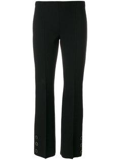 строгие трикотажные брюки  Sonia Rykiel