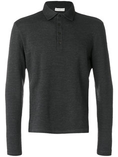 long sleeve polo shirt Etro