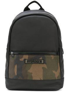 рюкзак с камуфляжным принтом Hydrogen