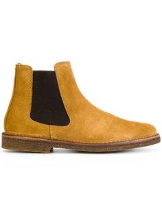 ботинки челси на плоской подошве Astorflex