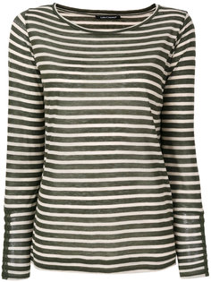 striped T-shirt Luisa Cerano