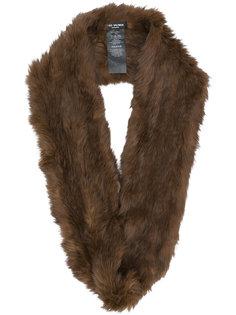 шарф из кроличьего меха Yves Salomon Accessories