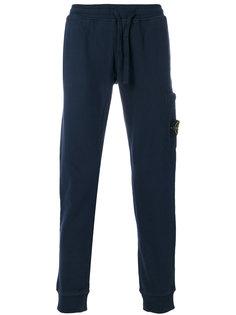 спортивные брюки на шнурке Stone Island