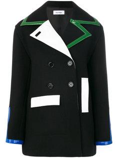 куртка колор блок  Courrèges