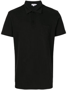 Riviera polo shirt Sunspel