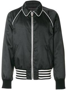 куртка с косым воротником Marc Jacobs