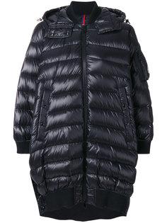 дутое свободное пальто  Moncler