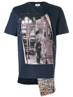 футболка с фотопринтом Maison Mihara Yasuhiro