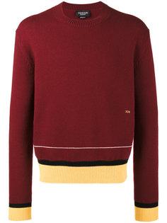 трикотажный джемпер Stripe 205 Calvin Klein