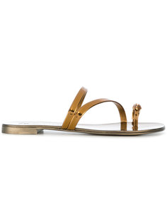 сандалии Ring  Giuseppe Zanotti Design
