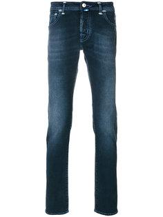 джинсы прямого кроя Argentina  Jacob Cohen