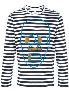 полосатая толстовка Comme Des Garçons Shirt
