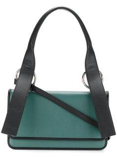 сумка на плечо дизайна колор-блок Marni
