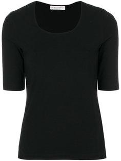 футболка с короткими рукавами  Le Tricot Perugia