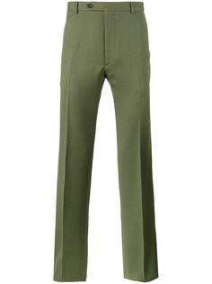брюки клеш с завышенной талией Valentino