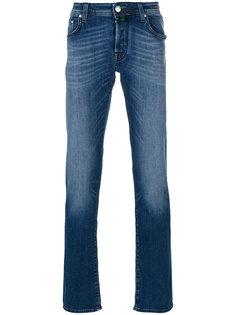 джинсы стандартного кроя Jacob Cohen