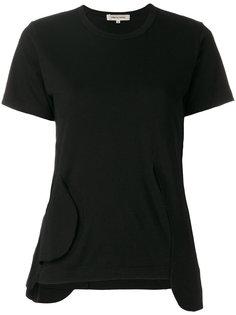 базовая футболка Comme Des Garçons