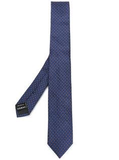 галстук в горошек Z Zegna