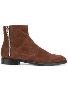 ботинки-челси на молнии Givenchy