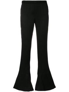 расклешенные брюки Chanel Vintage