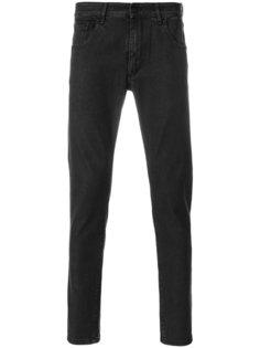подвернутые джинсы Hydrogen