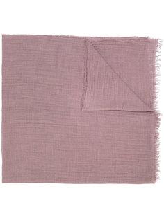 тканый шарф с бахромой Faliero Sarti